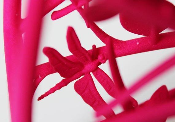 Olaf Diegel 3D Scarab & Spider