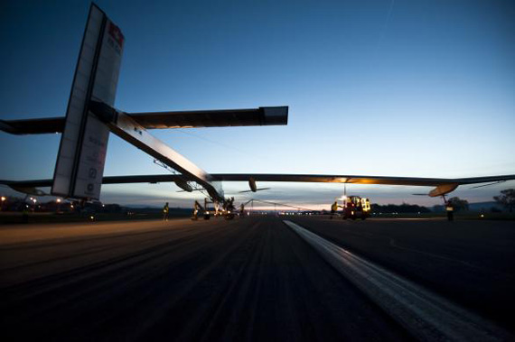 Solar Impulse, Το πρώτο ηλιακό αεροσκάφος του κόσμου πάει Μαρόκο