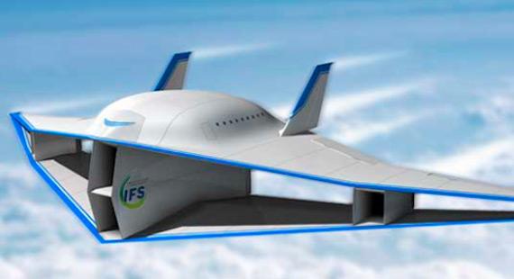 Υπερηχητικό διπλάνο από το μέλλον εξαλείφει την ηχητική έκρηξη