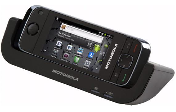 Motorola, Ασύρματα τηλέφωνα DECT με Android