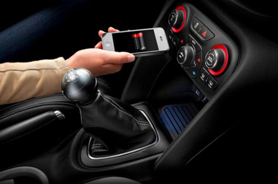 Chrysler, Τέλος στις ενσύρματες φορτίσεις στο αυτοκίνητο