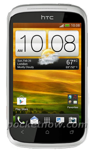 HTC Golf ή Wildfire C, Ετοιμάζεται με οθόνη 3.5 ίντσες και Ice Cream Sandwich