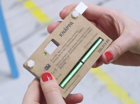 IKEA PS, Χάρτινη ψηφιακή φωτογραφική μηχανή! [+video]