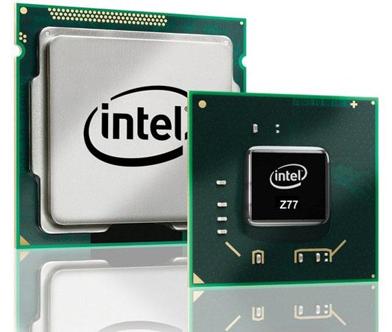 Intel, Παρουσιάζει 'Ivy Bridge'–ready chipsets