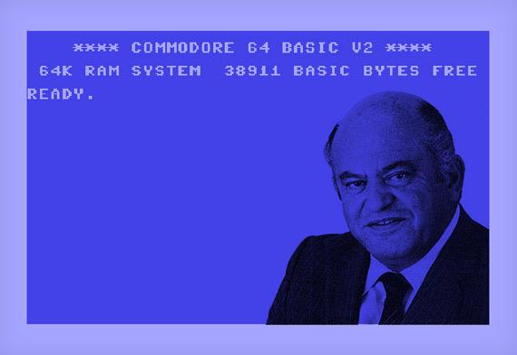 Πέθανε ο Jack Tramiel, ιδρυτής της Commodore