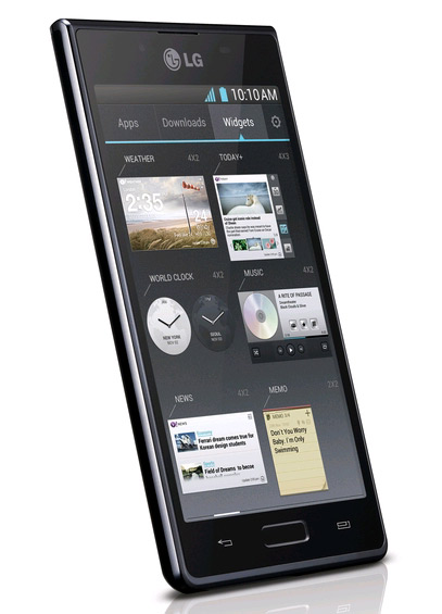LG Optimus L7, Αναμένεται το Μάιο στην Ελλάδα με τιμή κάτω από τα 350 ευρώ