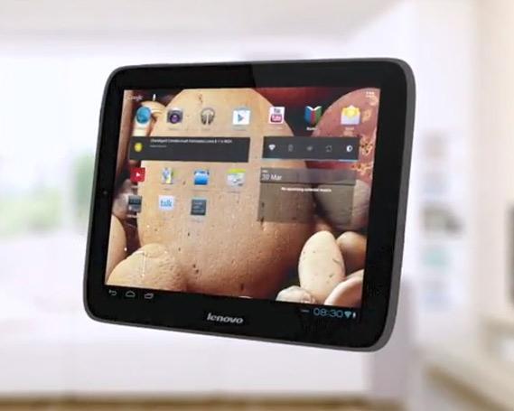 Lenovo IdeaPad S2109, Ice Cream Sandwich tablet με λεπτό unibody μεταλλικό προφίλ