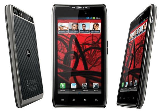Motorola RAZR MAXX, Σβήνει τον ανταγωνισμό με την τεράστια μπαταρία του