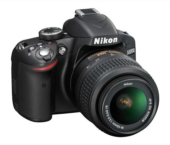 Nikon D3200 DSLR, Η κάμερα που μιλάει με το smartphone σας