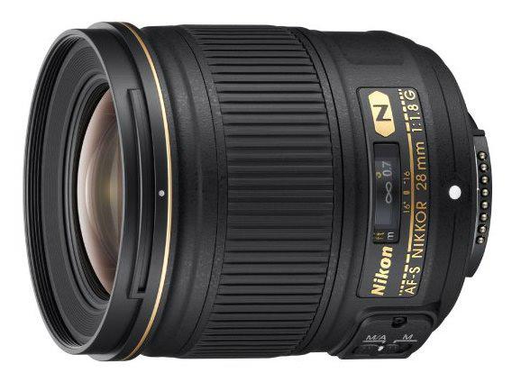 AF-S NIKKOR 28mm f/1.8G, Νέος ευρυγώνιος φακός από τη Nikon