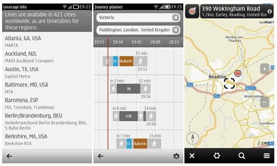 Nokia Maps Suite 2.0, Διαθέσιμο και δωρεάν για όλα τα Symbian Belle κινητά