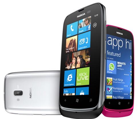 Nokia Lumia 610, Πρώτη ενδεικτική τιμή τα 240 ευρώ