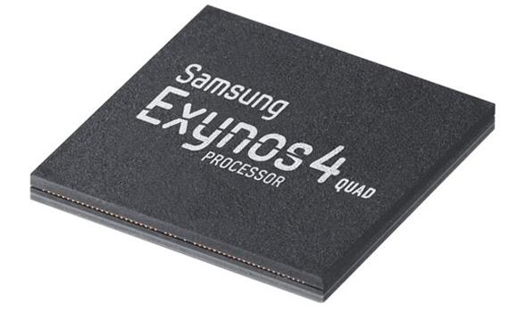 Samsung Exynos 4, Ο τετραπύρηνος επεξεργαστής 1.4GHz του Samsung Galaxy S3