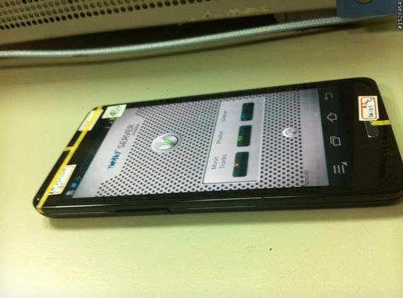 Samsung Galaxy S3, Ακόμα μια φωτογραφία με dummy case