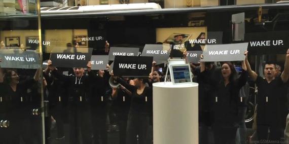 Η Samsung φωνάζει ξυπνήστε... στα πρόβατα της Apple;