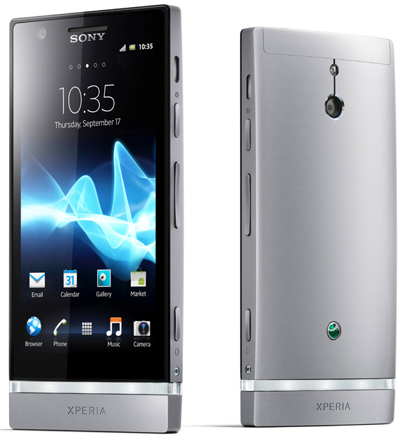 Sony Xperia P, Κυκλοφορεί τέλος Μαίου με τιμή 450 ευρώ