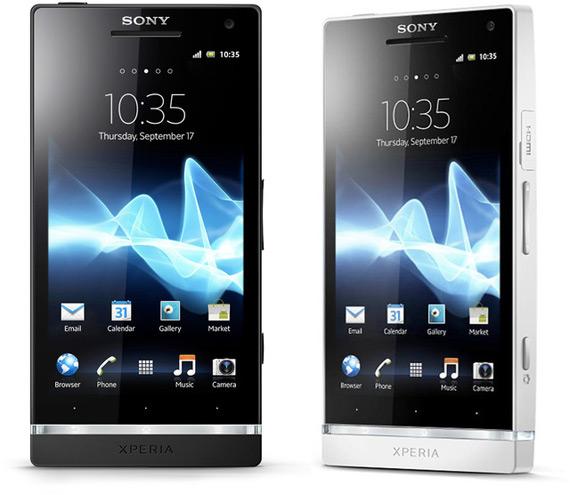 Sony Xperia S, Παραδέχεται προβλήματα στην οθόνη και υπόσχεται αντικατάσταση