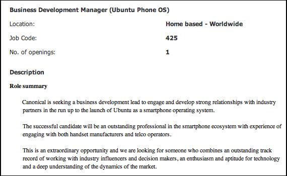 Ubuntu Phone OS, Ετοιμάζεται να μπει στην αρένα
