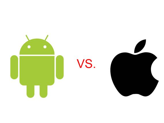 Android vs iOS, Εποικοδομητικό συγκριτικό video