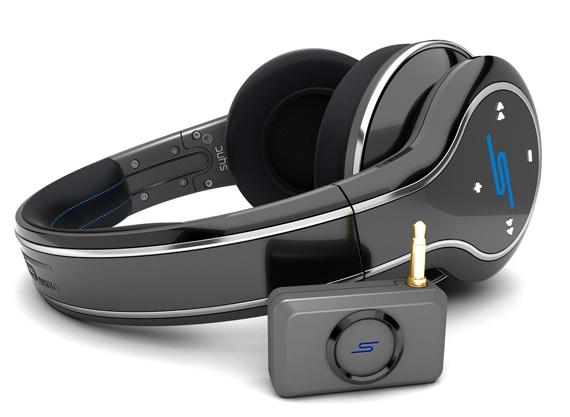 Sync by 50 headphones, Τα ασύρματα ακουστικά του 50 Cent