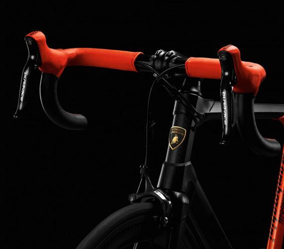BMC impec Automobili Lamborghini Edition, Ποδήλατο με πινελιές από supercar