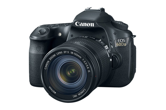 Canon EOS 60Da, Μία DSLR για όσους φωτογραφίζουν τα αστέρια