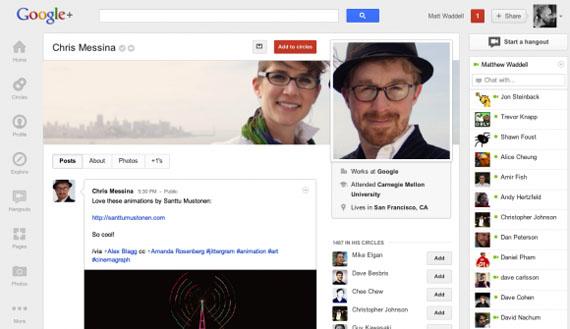 Google+, Αναβαθμίσεις και νέα χαρακτηριστικά