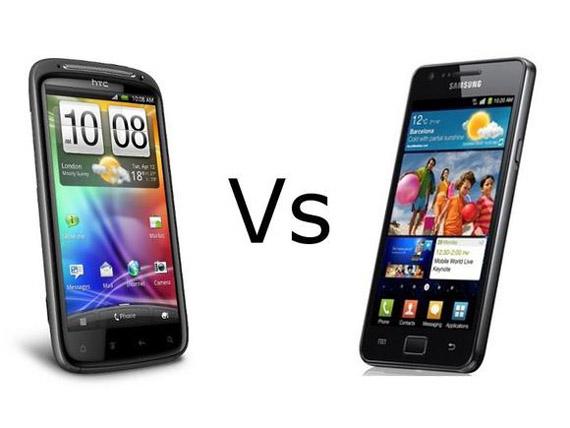 HTC vs Samsung, Οι Ταιβανέζοι χάνουν 35%, οι Κορεάτες κερδίζουν τα διπλά