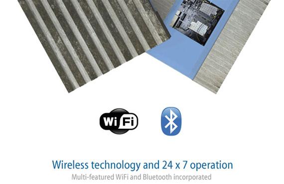 iPavement, To πεζοδρόμιο γίνεται Wi-Fi Hotspot