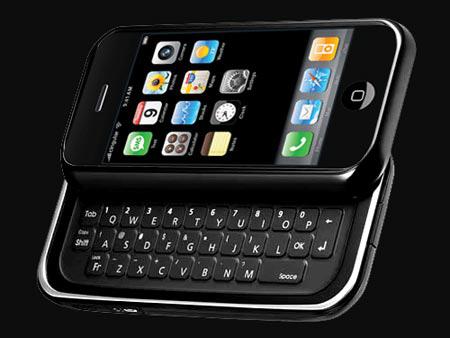 iPhone, Σκέφτηκε η Apple να κυκλοφορήσει μοντέλο με φυσικό πληκτρολόγιο; [φήμες]