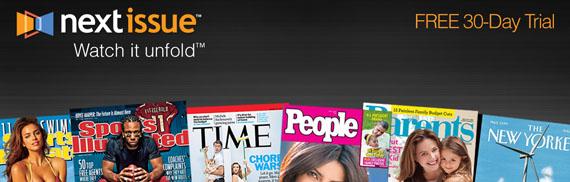 Next Issue, 5 Αμερικανοί εκδότες δημιουργούν το ψηφιακό περίπτερο του μέλλοντος