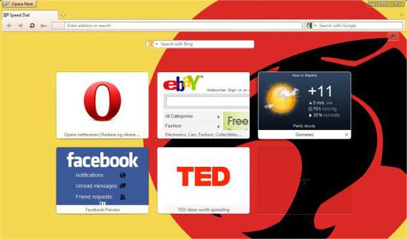 Opera 12 Beta, Πέφτει στη μάχη των browsers με αξιώσεις