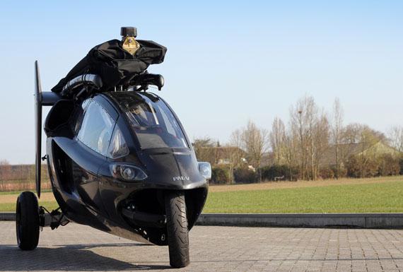 PAL-V One, Το sports car τρίκυκλο που μπορεί να πετάξει