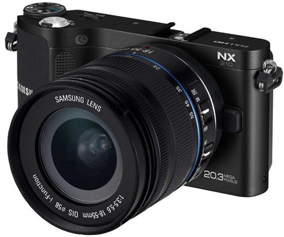 Samsung NX20, NX210 και ΝΧ1000, Νέες κάμερες για όλες τις χρήσεις