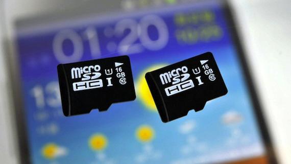 Samsung Ultra High Speed SD cards, Ειδικές κάρτες μνήμης για LTE phones και tablets