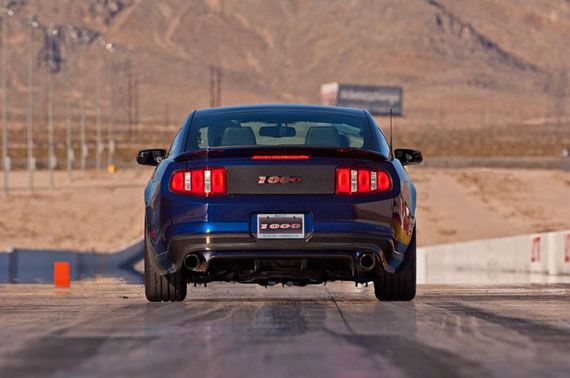 Ford Shelby 1000, Ένα θηρίο 950 ίππων παρουσιάζεται στις ΗΠΑ