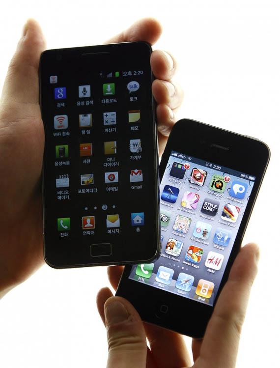 1 δισεκατομμύριο smartphones στον κόσμο σύμφωνα με την Credit Suisse