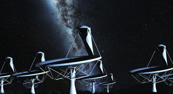 ΙΒΜ-Astron DOME, Τα πιο ισχυρά τηλεσκόπια του κόσμου εξερευνούν το Διάστημα