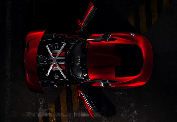 Dodge SRT Viper GTS, Η