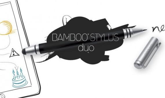 Wacom Bamboo Stylus duo, Για τo iPad και Android tablets μαζί