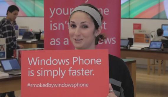 Τα Windows Phone είναι καλύτερα από το iPhone γιατι ανεβάζουν σε 4