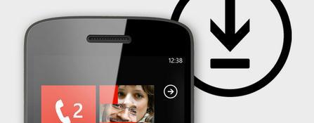 Windows Phone 7.5, Απαραίτητο προσεχώς το update για κατέβασμα εφαρμογών