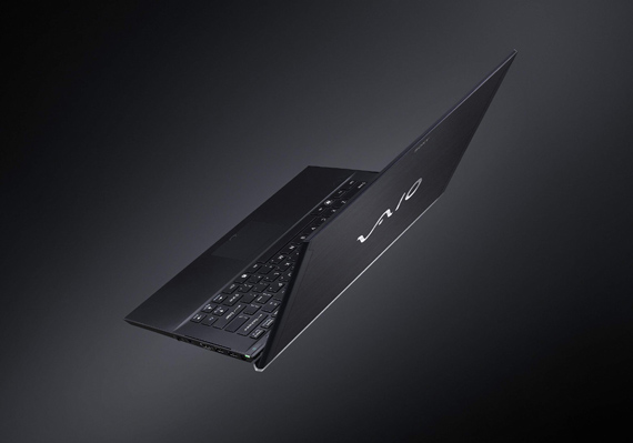 Sony Vaio Z Series, Νέα ultrabooks με έμφαση στο design