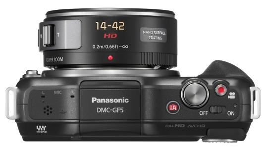 Panasonic DMC-GF5, Η νέα Lumix στη σειρά G