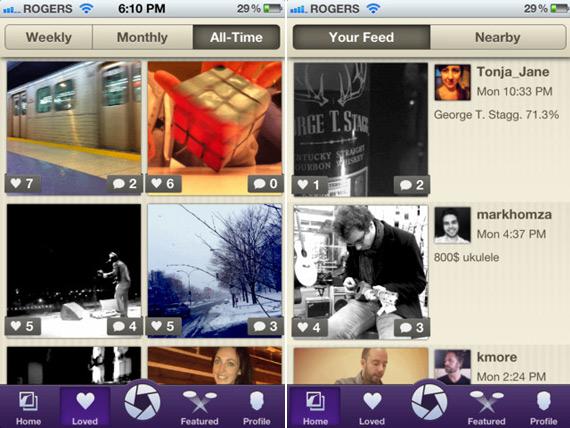 Flixel, Δημιουργήστε ζωντανές φωτογραφίες με το iPhone [δωρεάν application]
