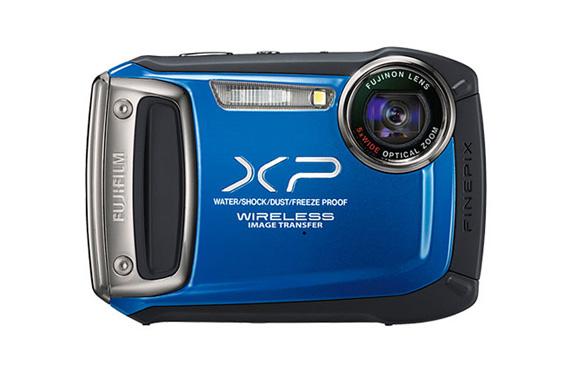 Fujifilm FinePix XP170, Ανθεκτική και ικανή να συνδεθεί με iOS και Android