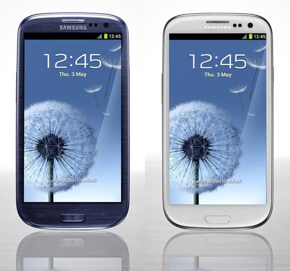 Samsung Galaxy S III 32GB, Θα κοστίζει 729 ευρώ