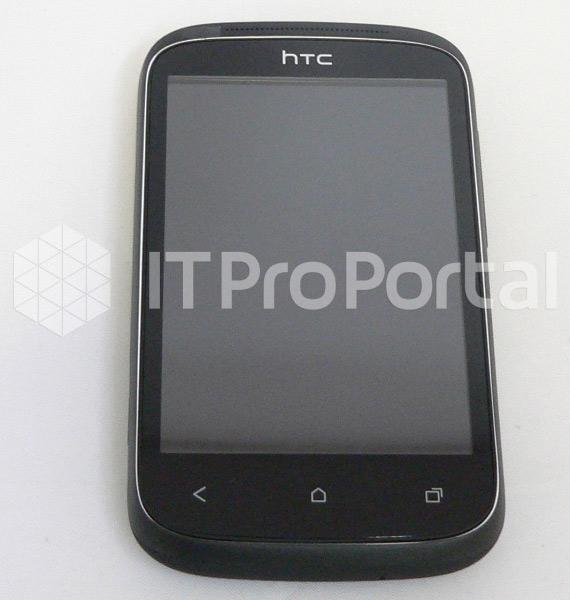 HTC Desire C, Με οθόνη 3.5 ίντσες και Ice Cream Sandwich;