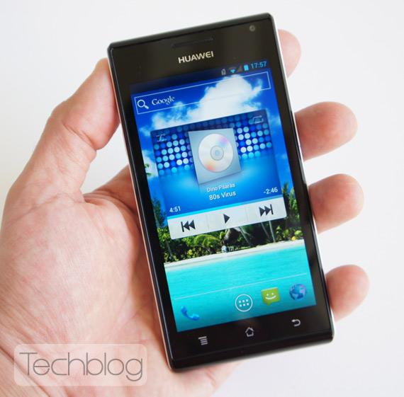 Huawei Ascend P1, Έρχεται στη WIND με 399 ευρώ