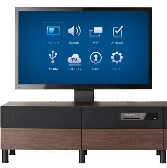 Ikea Uppleva TV, Θα συνδέεται στο ίντερνετ και θα τρέχει applications